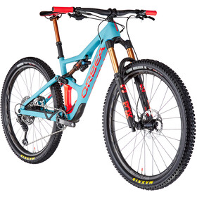 Orbea Occam M-LTD, blue/orange